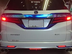 オデッセイ RC4 RC1でした😄20周年特別仕様車のカスタム事例画像 シロッセイ  Three.h.R  No.6さんの2020年06月09日08:29の投稿