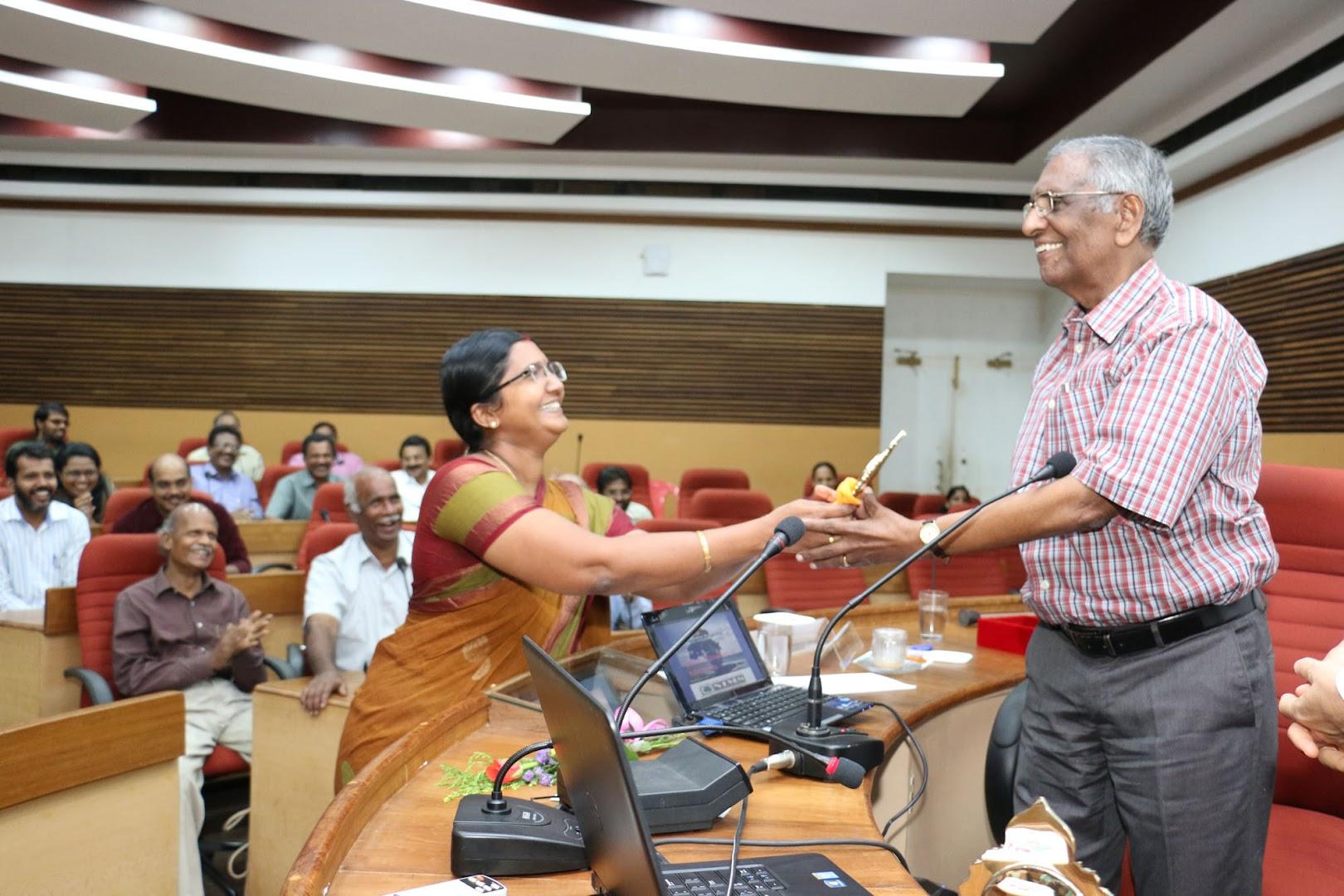Seminar on 17th June, 2015