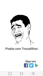 Piadas com Trocadilhos screenshot 0