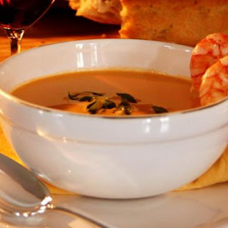 Bisque Of Shrimps