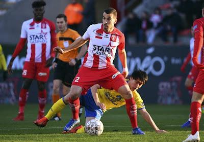 """Après Crotone et Gand, Noé Dussenne doit s'affirmer au Standard : """"Le meilleur moment pour y arriver"""""""