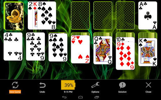 Solitaire painmod.com screenshots 6