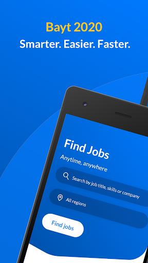 Bayt.com Job Search 6.1.1 Screenshots 1