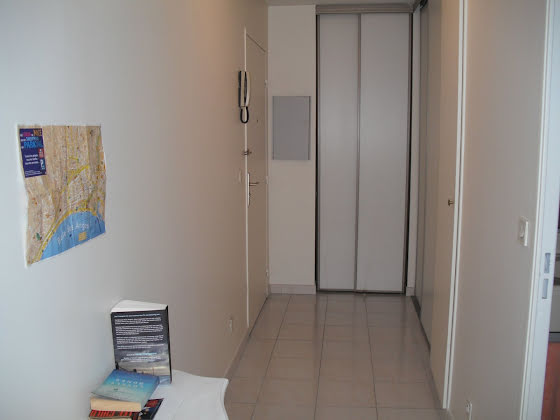 Location studio meublé 37,28 m2