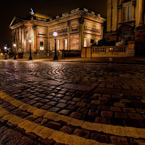 by Derek Tomkins - Buildings & Architecture Public & Historical