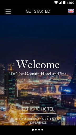 The Domain Hotel Spa