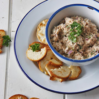 Five Minute Salmon Dip Recipe