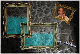 Photo: 2004 10 07 - R 04 03 25 517 W - D 048 - Wasserstandsunterschiede