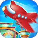 City Airport Manager World Travel Adventure icon