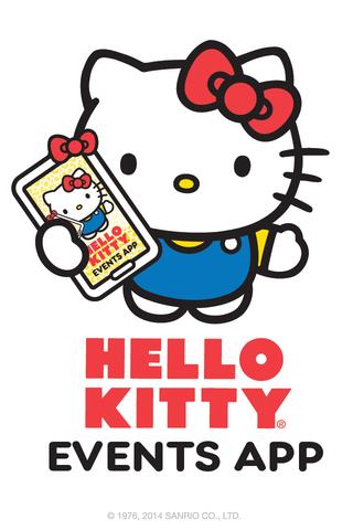 Hello Kitty Events App