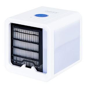 Racitor mobil de aer cu rezervor de apa, Camry CR 7321, LED 7 culori