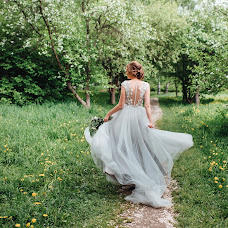 Wedding photographer Anastasiya Tokmakova (antokmakova). Photo of 15.06.2018