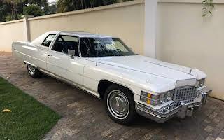 Cadillac De Ville Rent Minas Gerais