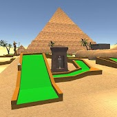 Mini Golf 3D: Great Pyramids