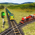 Train Racing - train games 2.2