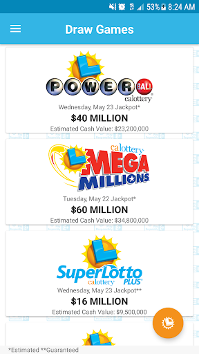 CA Lottery Official App 3.0.2 screenshots 5