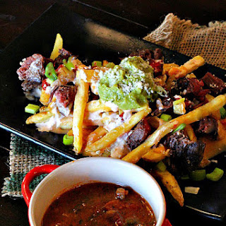 Carne Asada Fries - Queso.