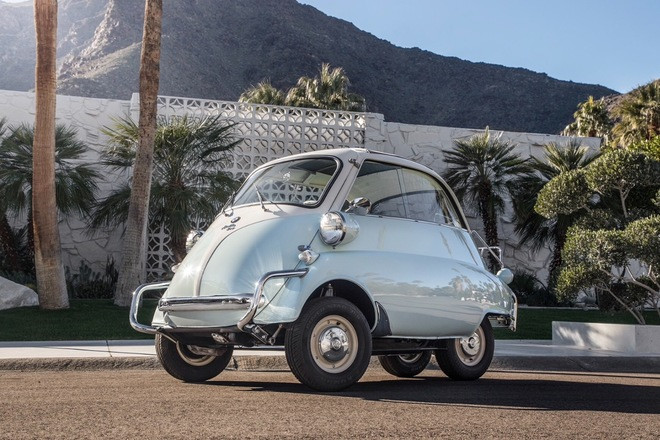 1957 BMW Isetta Hire CA