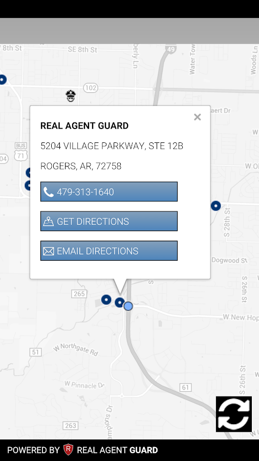 REALTOR® Safe Harbor- screenshot