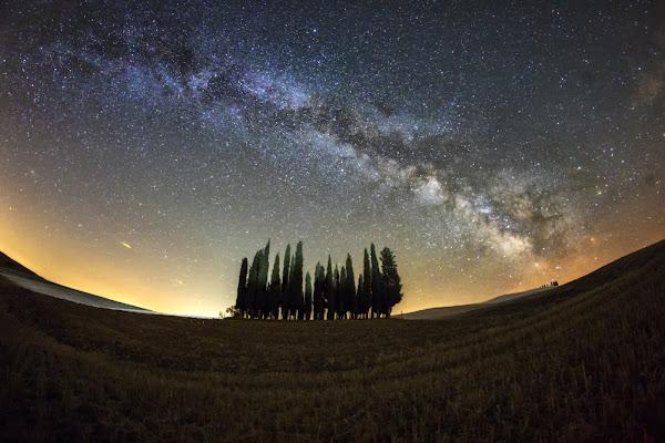 Via Lattea Toscana di ene91