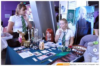 Photo: Quelques photographies des diverses stands présents sur la convention ainsi que d'une activité un peu dans l'univers de la convention ...