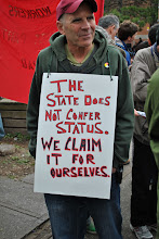 Photo: A bit of food for thought to dwell over this May Day.