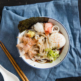 Cold Udon Noodle Recipes.