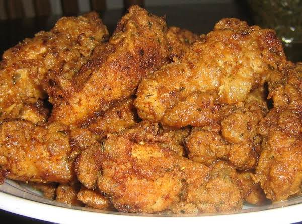 Lisa's Original Herbed Fried Chicken Mix--updated! Recipe