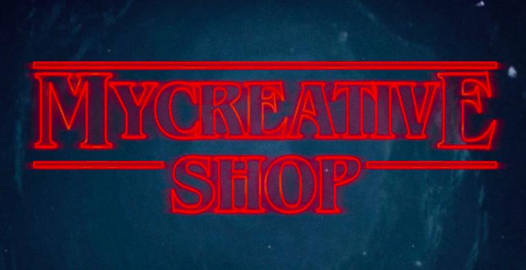 Strangified MyCreativeShop Logo