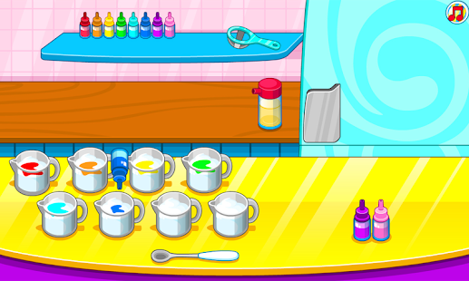 Game Cooking rainbow cupcakes APK for Windows Phone