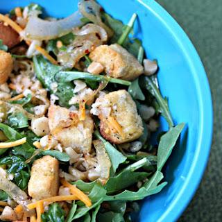 National Macadamia Nut Day   Macadamia Arugula Salad.