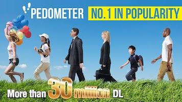 screenshot of Pedometer - Step Counter