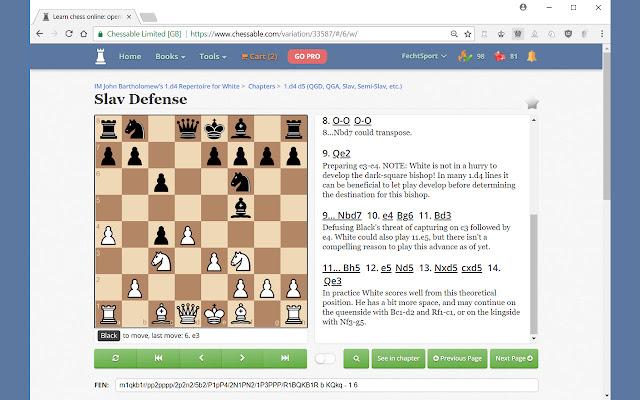 ChessablePractice