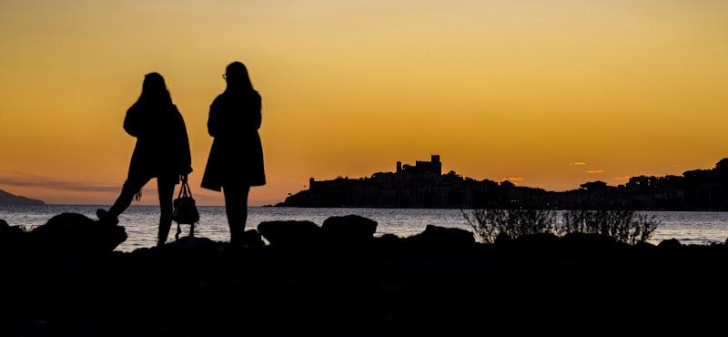 ....anche se l'estate è finita, al mare si va lo stesso! di Patrizio