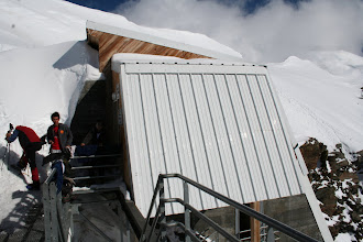 Photo: Refuge du Goûter (3817 m)