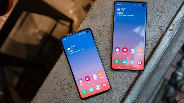 Thay màn hình Samsung S10, S10 Plus chính hãng lấy ngay