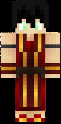 toph fire nova skin