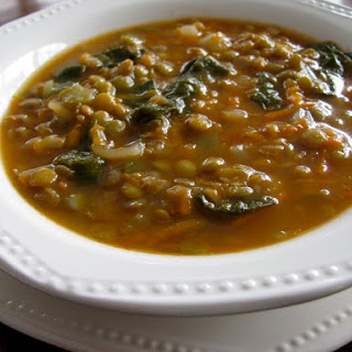 Heavenly Lentil Soup
