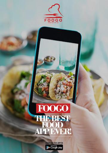 FooGo Airport Food Ordering