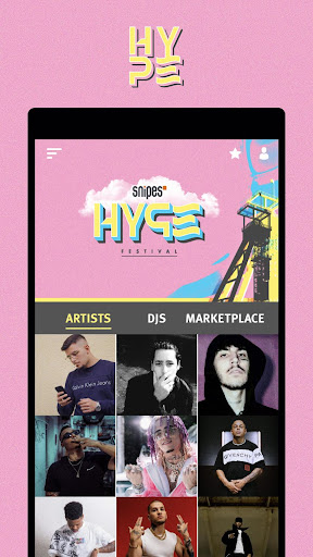 Hype Festival for Android apk 1