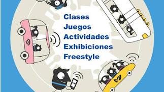 Cartel de las Jornadas de Puertas Abiertas Club Tres60 Almería.