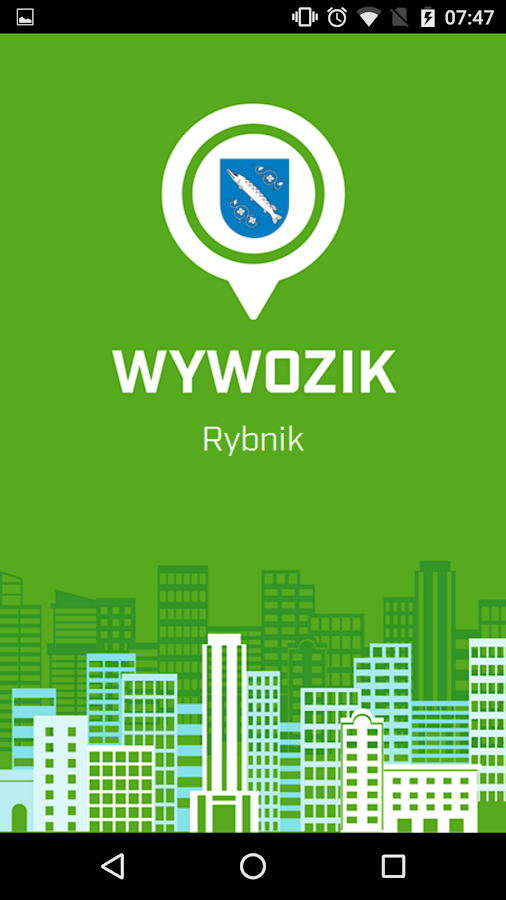 Wywozik Rybnik- screenshot