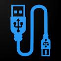 USB SETTINGS HELP icon