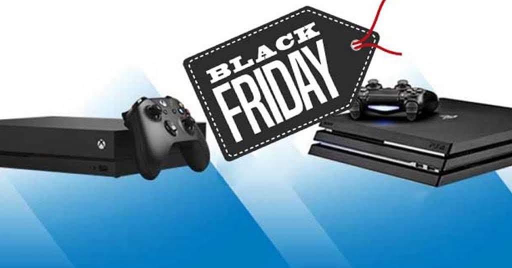 Xbox One X vs Ps4 Pro ¿cuál deberías comprar en el Black Friday?