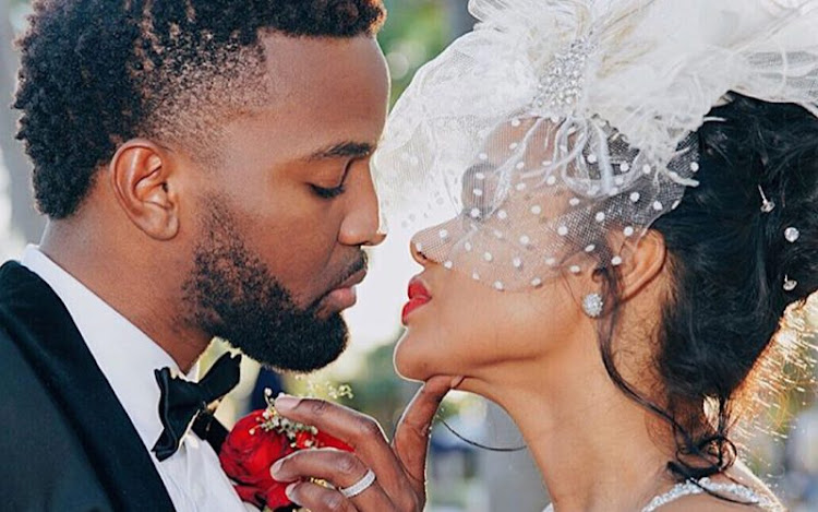 Konshens and wife Latoya split after two years of marriage