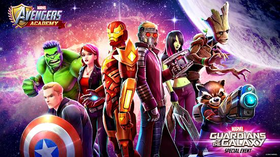 MARVEL Avengers Academy Imagen do Jogo