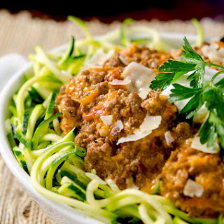 Authentic Bolognese Sauce