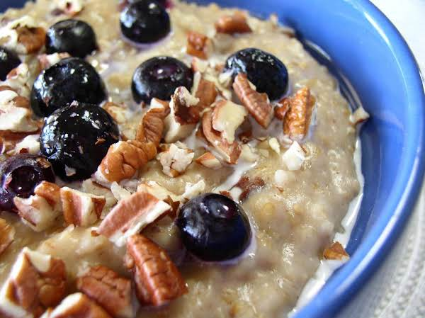 Old-fashioned Irish Oatmeal Recipe