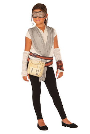 Star Wars EP VII Rey Set, barn