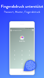 AppLock : Sperren Sie Apps Screenshot